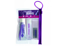 Clinodent Travel - Kit tascabile per l'igiene orale