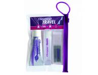 Clinodent Travel - Kit tascabile per l'igiene orale