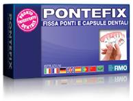 Pontefix - Kit Fissa Ponti e Capsule Dentali