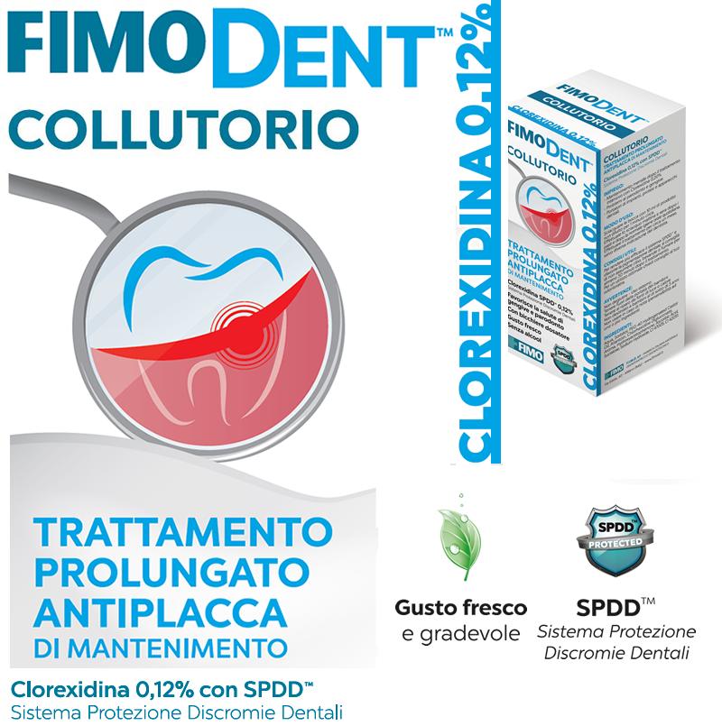 FIMODENT Clorexidina 0.12%