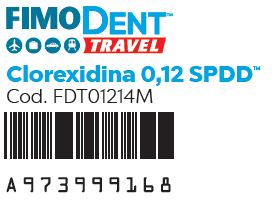 FIMODENT Travel 0.12%