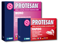 Denture repair kit - Protesan